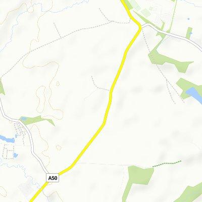 Holmes Chapel Road, Knutsford to Stocks Lane, Knutsford