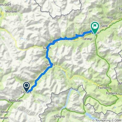 Nationalpark Bike-Marathon (Putèr)
