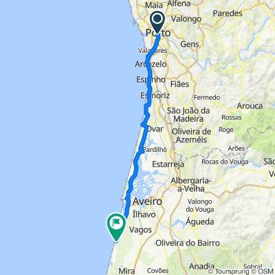 ETAPA 4 Oporto- Aveiro