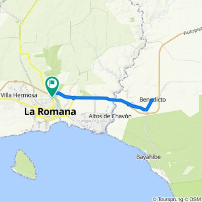 De 101, La Romana a 101, La Romana