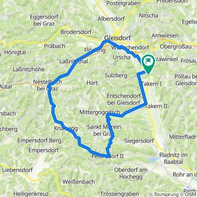 Schemmerlhöhe Krumegg, Kroisbach, Sulz