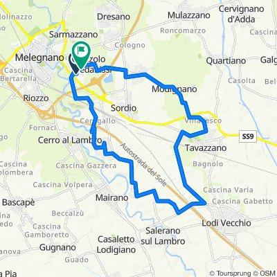 Vizzolo - Lodi Vecchio