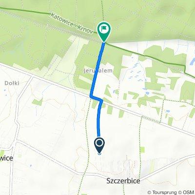 Trasa z Leśna 13, Gaszowice