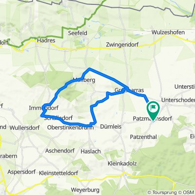 Patzmannsdorf 211, Stronsdorf nach Patzmannsdorf 211, Stronsdorf