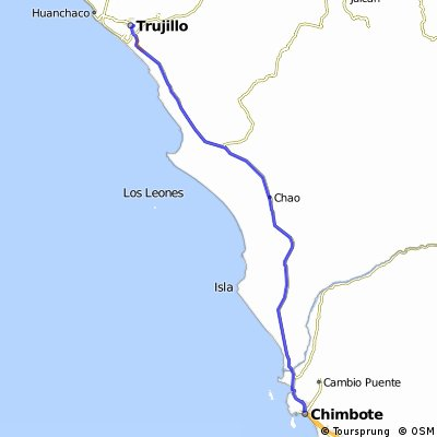 Chimbote - Trujillo