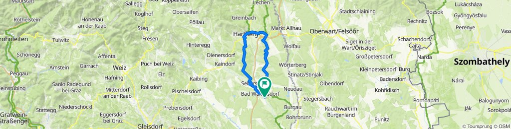Campingweg 316, Bad Waltersdorf nach Campingweg 316, Bad Waltersdorf