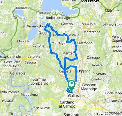 P-Bernate-Caidate-Quinzano-Crenna (43km)