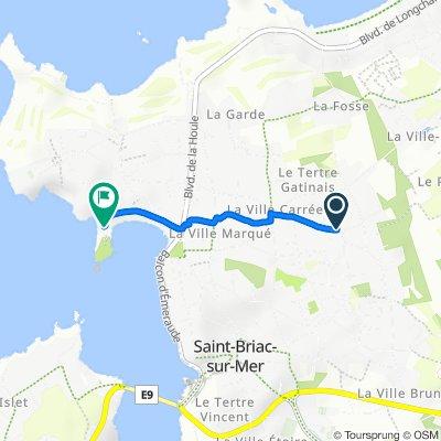 De 11 Rue de la Négrais, Saint-Briac-sur-Mer à 66 Rue de la Salinette, Saint-Briac-sur-Mer
