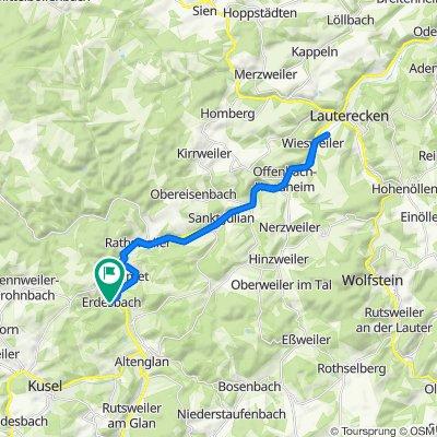 Kuselweg 15, Erdesbach nach WiesweilerKuselweg 15, Erdesbach