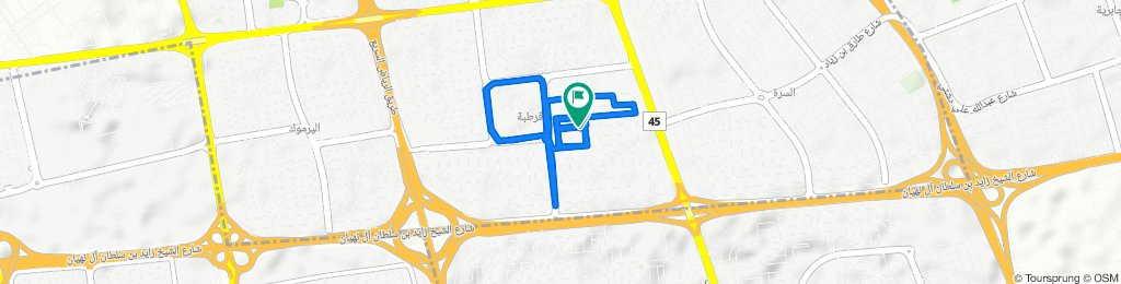 Street 3 42, Al Kuwayt to Street 3 Lane 6 20, Al Kuwayt