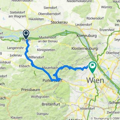 Tulln-Riederberg-FJB-Wien