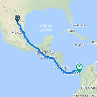 Panamá Tapón del Darién Aeropuerto