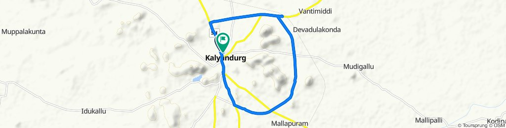 today my cycling ride