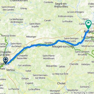 Nantes - Angers