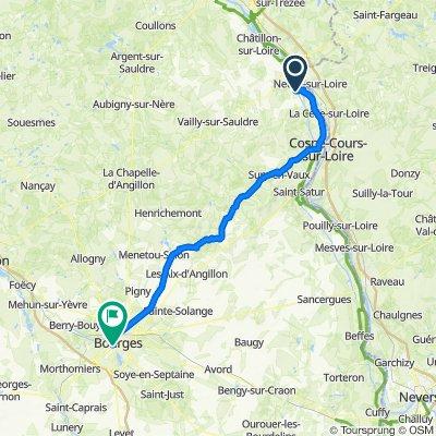 Orléans > Bourges = 2