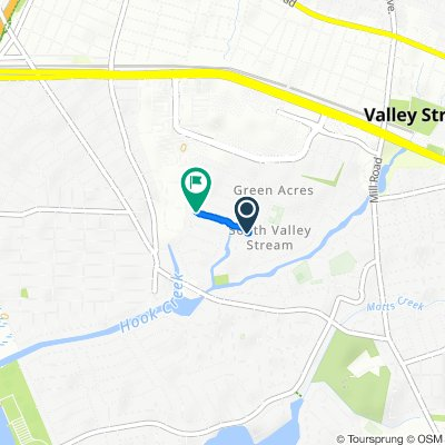 57 Forest Rd, Valley Stream to 93 Forest Rd, Valley Stream