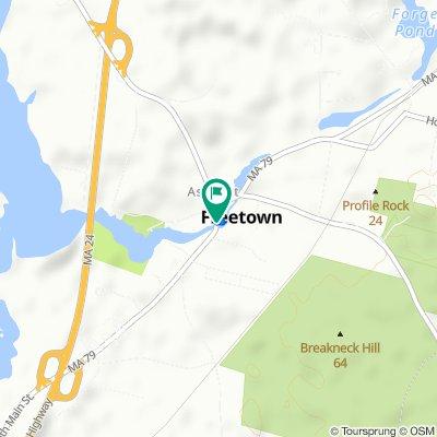 6 S Main St, Assonet to 9 S Main St, Assonet