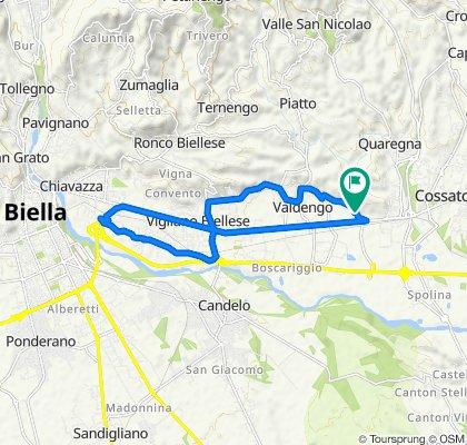 Da Via Roma 3, Cerreto Castello a Via Roma 3, Cerreto Castello