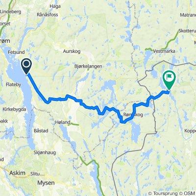 Flateby–Løken–Rømskog–Skillingmark