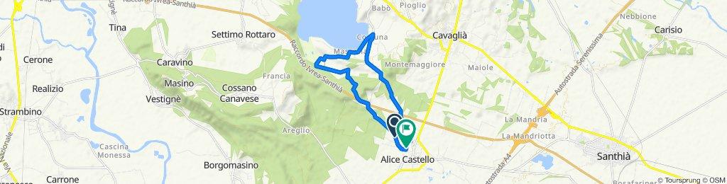 Alice - Veneria - Masseria - Comuna
