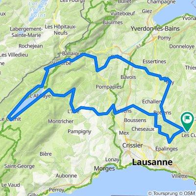 Tour par la Vallée de Joux