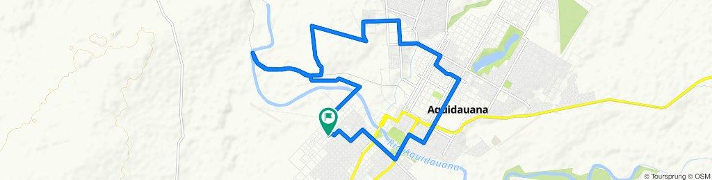 De Rua Alcântara, 102–210, Anastácio a Rua Alcântara, 102–210, Anastácio
