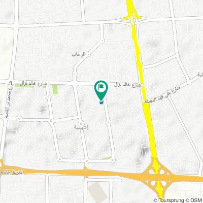 Khalifah Al Nasafi Street 49, Al Kuwayt to Street 224, Al Kuwayt