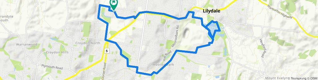 Home, Mooroolbark, Lilydale Loop