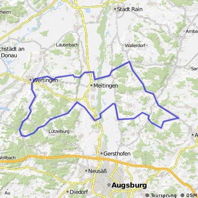 Weldener-Trainingsrunde-Rehling