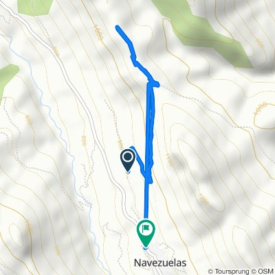 Ruta a Avenida Extremadura, 23A, Navezuelas