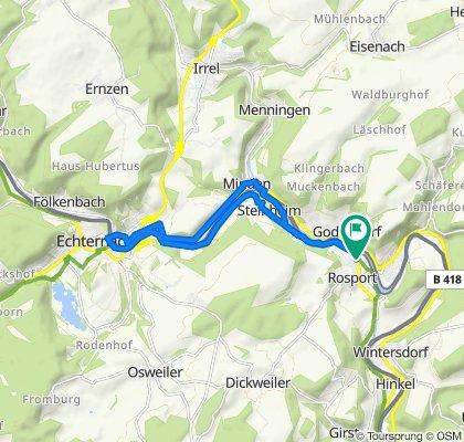 Route d'Echternach 26, Rosport nach Route d'Echternach 26, Rosport