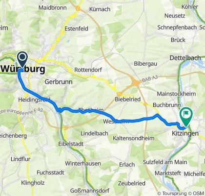 Würzburg-kitzingen
