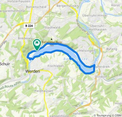 Freiherr-vom-Stein-Straße 206C–206D, Essen do Freiherr-vom-Stein-Straße 206C–206D, Essen