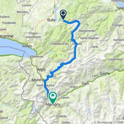 Tour de Suisse 4. Etappe