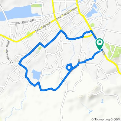 Jalan Mutiara II 129, Kecamatan Girimaya to Jalan Mutiara II 129, Kecamatan Girimaya