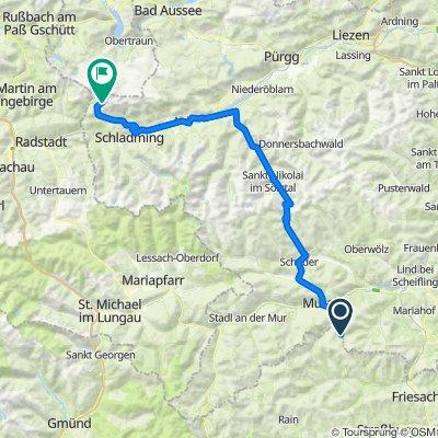 Steirisch-Laßnitz 71, Steirisch Laßnitz nach Schildlehen 79, Ramsau am Dachstein