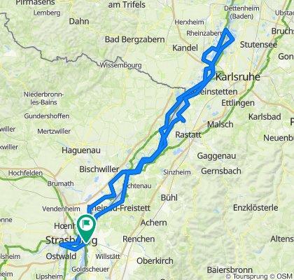 200 KM Kehl-Kehl