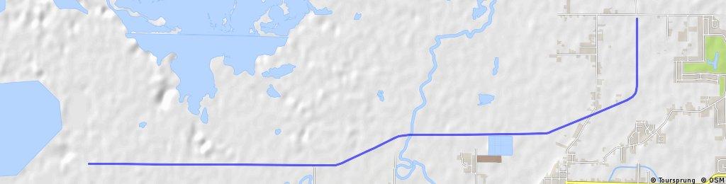 Weber Pathways Rail Trail (Little Mountain)