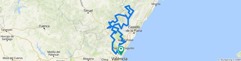 Super Randonnée Montañas de Castellón