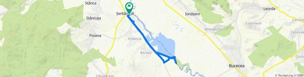 Serbanesti - Baraj Siret