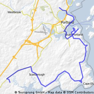 Don & Vals USA Cycle Tour