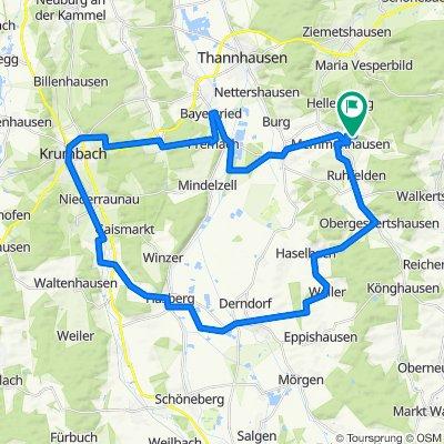 Krumbach-Rundweg