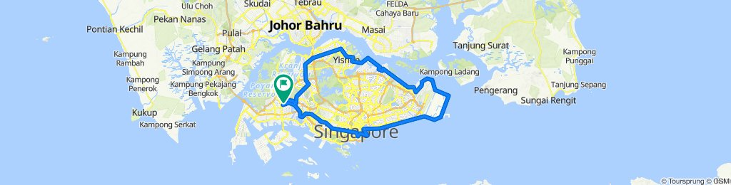 Boon lay (Round Island Route)