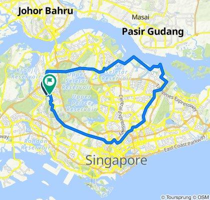 60km Mini Circuit 4 hours