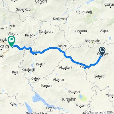 Yozgat Cycling