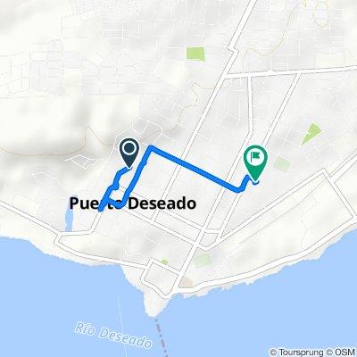 De Don Bosco 1580, Puerto Deseado a 15 de Julio 845, Puerto Deseado
