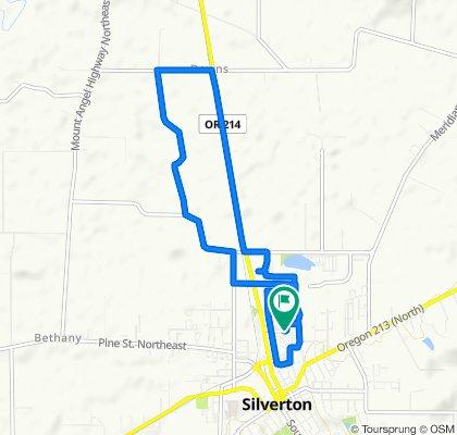 936 Bryan Ct, Silverton to 938 Bryan Ct, Silverton