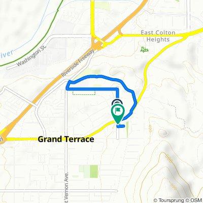 11900–11998 Preston St, Grand Terrace to 12013 Preston St, Grand Terrace