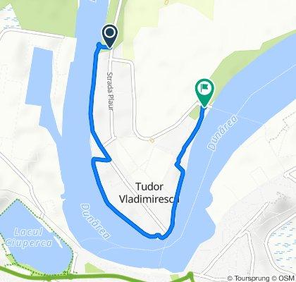 Tudor Vladimirescu river front