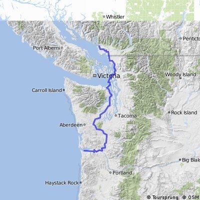 Pacific Coast Route 1